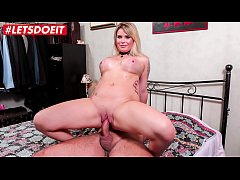 LETSDOEIT - Chubby French Amateur Teen Takes a Big Cock From her Uncle