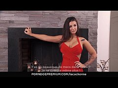LA COCHONNE - Naughty Latina deepthroats French...