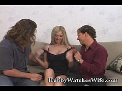 Hubby Is Thrilled With Wife's Sex Drive