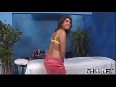 Hot 18 year old gets screwed from behind hard b...