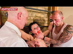 LETSDOEIT - Elegant Lady Bonny Devil Has Been Punished And Dominated By Nasty Friends