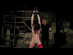 Intense punishment and spanking for submissive ...