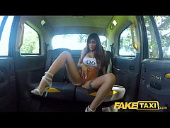 Fake Taxi Escaped horny prisoner Princess Jas n...