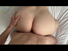 Big Ass Blonde Bouncing On My Cock (POV)