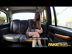 Fake Taxi New driver fucks hot blonde passenger...
