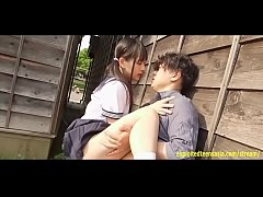 Jav Idol Abe Mikako Fucks On The Back Of Mini V...