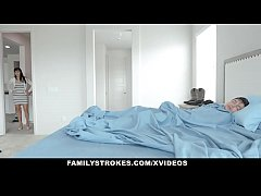 FamilyStrokes - MILF Pays Step sis To Bang brother
