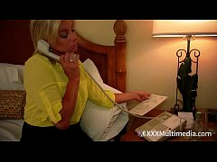 Escort Kim Stroker gets sent to Step Aunt Payton Hall
