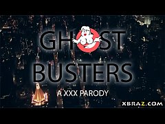 Ghostbusters xxx parody video...