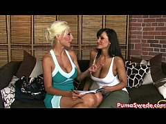 Puma Swede Get Lisa Ann's Pussy for her Birthday!