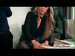 Hardcore Bang With Horny Big Tits Office Girl (Nicole Aniston) video-20