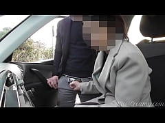 Dogging my wife in public car parking and jerks...
