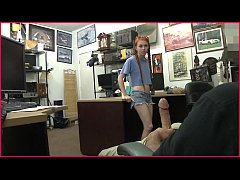 XXX PAWN - Redhead Teen Dolly Little Tries To Pawn Her Kayak, Ends Up Selling Ass Instead