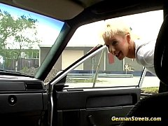 German MIlf picked up...
