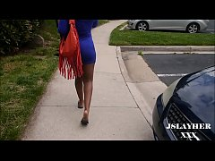 thumb busting nuts on the highway exclusive jslayherceo
