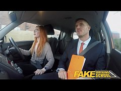thumb fake driving school ella hughes fails her test on purpose