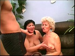 Sexy Mom Effie shares a young cock