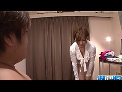 MILF Meguru Kosaka Sucks Dick And 69s In POV - More at javhd.net