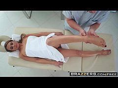Brazzers - Dirty Masseur -  Toeing The Line scene starring Kendall Kayden and Jessy Jones