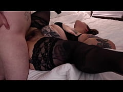 BBW Sugarbooty HAIRY pussy fucked