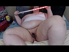 Clip sex The Sweet Savage Lightsaber play time