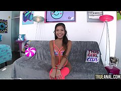 TRUE ANAL Vina Sky is back for more anal fucking