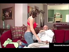 Naughty Wife Deauxma Gets...