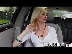 Southern Teen (Maddy Rose) Fucks in the Car for...