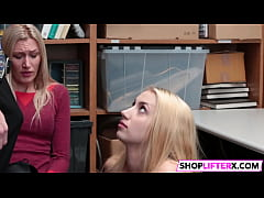 Shoplifting Mom And Daughter...