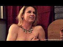 White Swinger Wife Tries Interracial Cheating