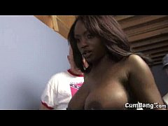 Jada Fire Interracial Bukkake...