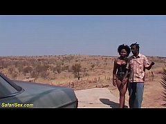brutal african backseat fuck lesson