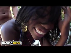 BANGBROS - Ebony Star Is...