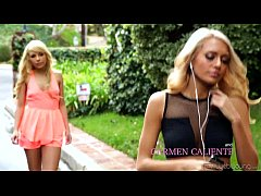 College Girls Janice Griffith and Carmen Caliente