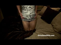 Naughty Young Teen Girl Gets WILD for Girls Gon...