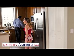 Naughty America - Sera Ryder gets her friend's ...