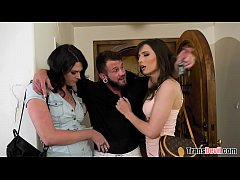 After Party Shemale Threesome With Korra Del Ri...