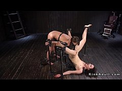 Slaves in bondage made to sixtynine