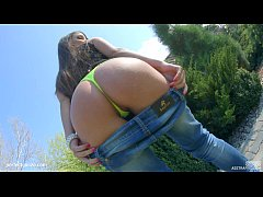 Rough anal hardcore sex with Anita Bellini from...