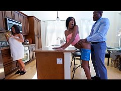 Clip sex She gets to know her stepmom's new boyfriend