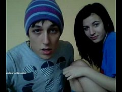 Real amateur couple webcam...