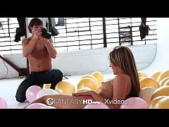 FANTASYHD Mentally Stimulated Girls Act Out Fan...