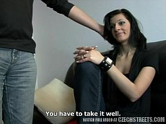 CZECH STREETS - Man traded his wife Katka for m...