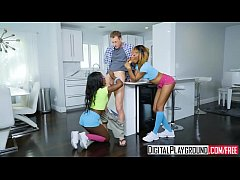 DigitalPlayground - Sharing My White Stepdad Az...
