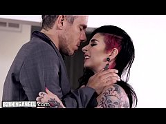 boring husband s anal proposal from tattooed milf joanna angel