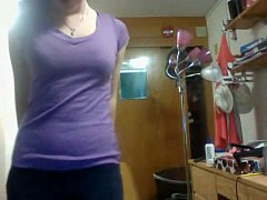Real Amateur teen on...