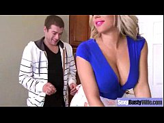 (olivia austin) Sexy Big Juggs Wife Love Interc...