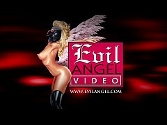 EvilAngel Shyla Stylz DP by HUGE BLACK COCKS!