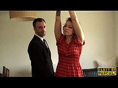 British submissive Ava Austen...