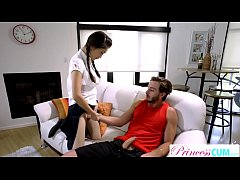 PrincessCum - Step Sister Uses Her Brother For ...